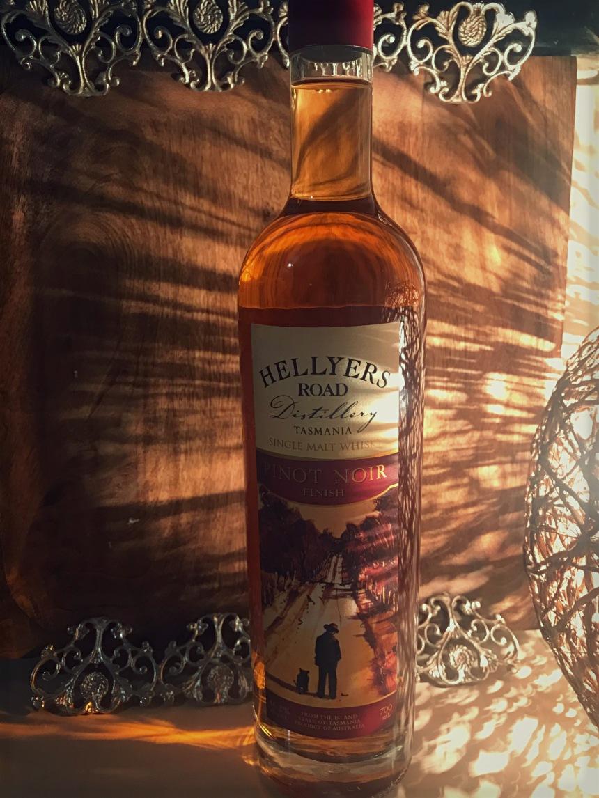 Hellyers Road Pinot Noir Cask Finish