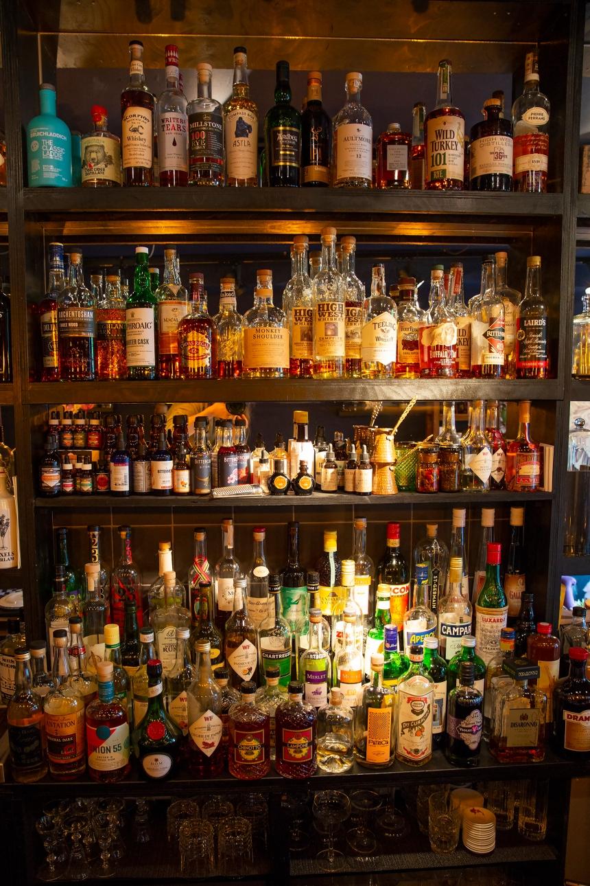 All The Bottles