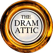 The Dram Attic logo